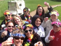 2015 Ladies Tournament HAWAIIAN THEME