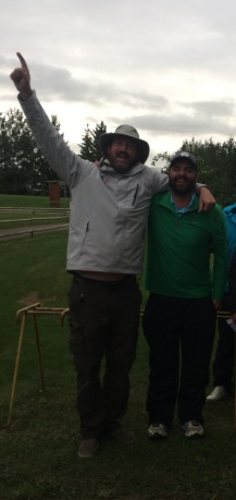 2015 Men's 3rd Flight Winners - Dan Requa - John Varga