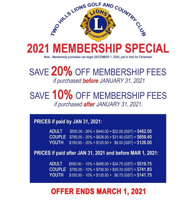 2021 membership specials two hills golf jpg